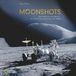 Moonshots von Bizony,  Piers, Boulanger,  Michael
