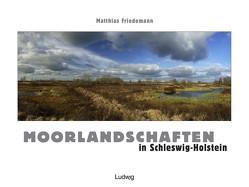 Moorlandschaften in Schleswig-Holstein von Friedemann,  Matthias