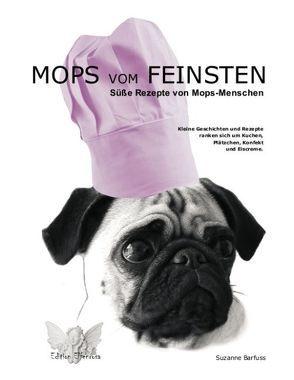 Mops vom Feinsten von Barfuss,  Suzanne, Elfenrosa,  Edition