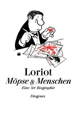 Möpse & Menschen von Loriot