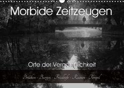 Morbide Zeitzeugen – Orte der Vergänglichkeit (Wandkalender 2018 DIN A3 quer) von Felber / Foto Augenblicke,  Monika