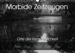 Morbide Zeitzeugen – Orte der Vergänglichkeit (Wandkalender 2019 DIN A3 quer) von Felber / Foto Augenblicke,  Monika