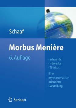 Morbus Menière von Jahnke,  K., Schaaf,  Helmut
