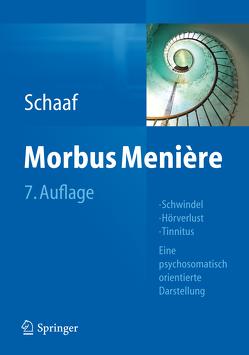 Morbus Menière von Schaaf,  Helmut