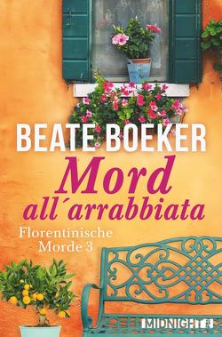 Mord all' arrabbiata von Boeker,  Beate