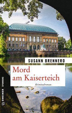 Mord am Kaiserteich von Brennero,  Susann