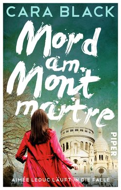 Mord am Montmartre von Black,  Cara, Ebnet,  Karl-Heinz