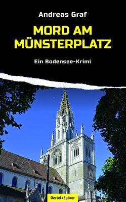 Mord am Münsterplatz von Graf,  Andreas