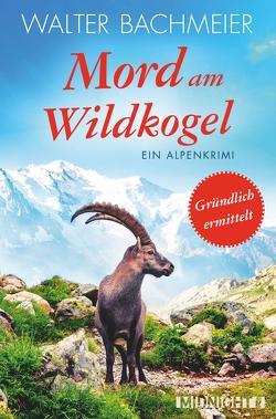 Mord am Wildkogel von Bachmeier,  Walter