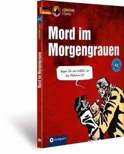 Mord im Morgengrauen von Hageno,  Stephan, Ruhlig,  Andrea