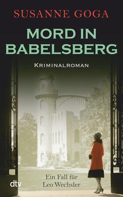 Mord in Babelsberg von Goga,  Susanne