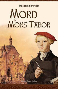 Mord in Mons Tabor von Schewior,  Ingeborg