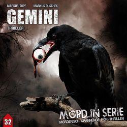 Mord in Serie 32: Gemini von Duschek,  Markus, Topf,  Markus