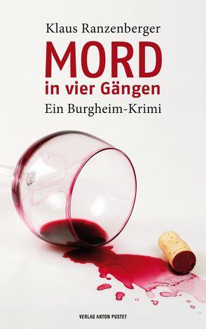 Mord in vier Gängen von Ranzenberger,  Klaus