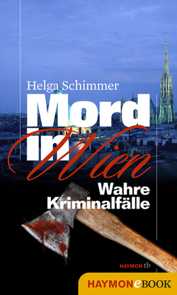 Mord in Wien von Schimmer,  Helga
