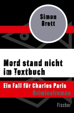 Mord stand nicht im Textbuch von Brett,  Simon, Muelder,  Dirk