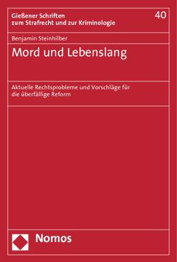Mord und Lebenslang von Steinhilber,  Benjamin