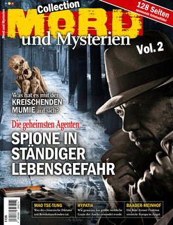 Mord und Mysterien Collection, Vol. 2 von Buss,  Oliver
