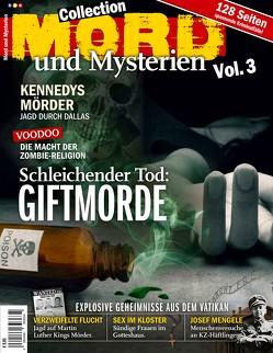 Mord und Mysterien Collection Vol. 3 von Buss,  Oliver