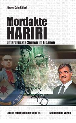 Mordakte Hariri von Cain Külbel,  Jürgen
