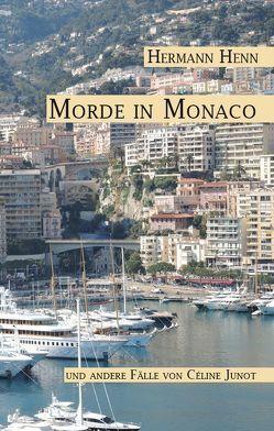 Morde in Monaco von Henn,  Hermann