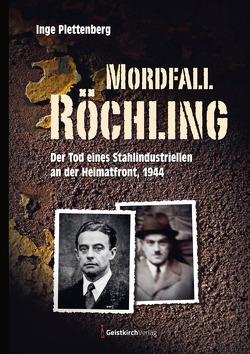 Mordfall Röchling von Plettenberg,  Inge