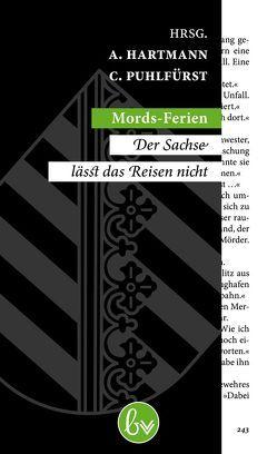 Mords-Ferien von Fichtner,  Ralf A, Hartmann,  A., Puhlfürst,  Claudia