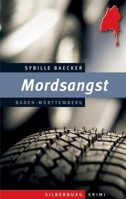 Mordsangst von Baecker,  Sybille
