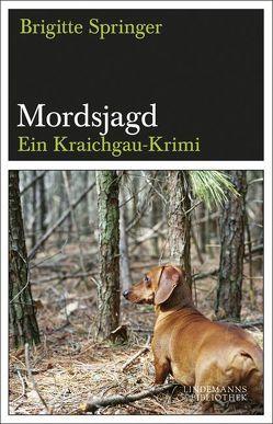 Mordsjagd von Springer,  Brigitte