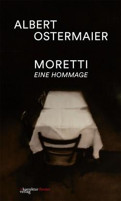 Moretti von Ostermaier,  Albert