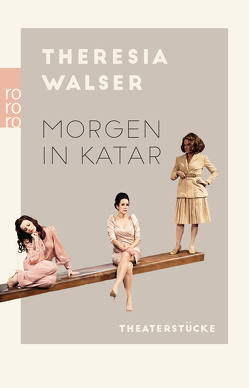 Morgen in Katar von Walser,  Theresia