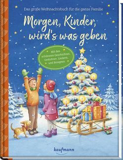 Morgen, Kinder, wird's was geben von Horst,  Stefan