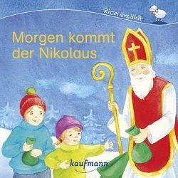 Morgen kommt der Nikolaus von Ignjatovic,  Johanna, Lamping,  Laura