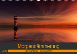 Morgendämmerung (Wandkalender 2019 DIN A2 quer) von Eisele,  Horst