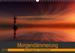 Morgendämmerung (Wandkalender 2019 DIN A3 quer) von Eisele,  Horst