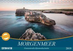 MORGENMEER – Fantasievolle Küstenabschnitte (Tischkalender 2019 DIN A5 quer) von Korte,  Niko