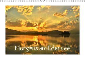 Morgens am Edersee (Wandkalender 2018 DIN A3 quer) von Loß,  Heike