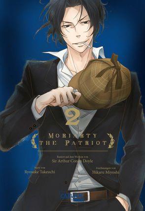 Moriarty the Patriot 2 von Bartholomäus,  Gandalf, Miyoshi,  Hikaru, Takeuchi,  Ryosuke