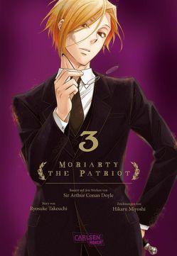 Moriarty the Patriot 3 von Bartholomäus,  Gandalf, Miyoshi,  Hikaru, Takeuchi,  Ryosuke
