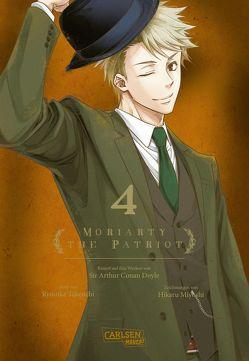 Moriarty the Patriot 4 von Bartholomäus,  Gandalf, Miyoshi,  Hikaru, Takeuchi,  Ryosuke