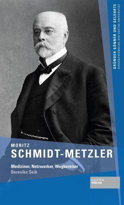 Moritz Schmidt-Metzler von Seib,  Berenike