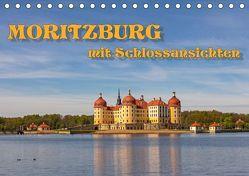 Moritzburg mit Schlossansichten (Tischkalender 2018 DIN A5 quer) von Seifert,  Birgit