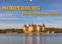 Moritzburg mit Schlossansichten (Wandkalender 2018 DIN A2 quer) von Seifert,  Birgit