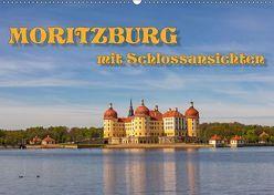 Moritzburg mit Schlossansichten (Wandkalender 2019 DIN A2 quer) von Seifert,  Birgit