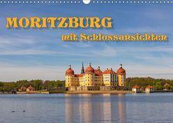 Moritzburg mit Schlossansichten (Wandkalender 2019 DIN A3 quer) von Seifert,  Birgit