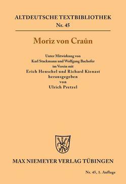 Moriz von Craun von Bachofer,  Wolfgang, Henschel,  Erich, Kienast,  Richard, Pretzel,  Ulrich, Stackmann,  Karl