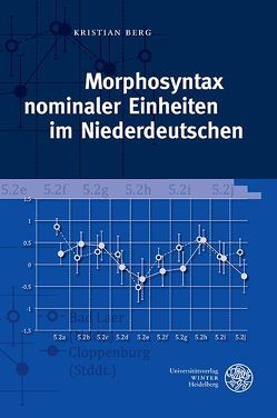 Morphosyntax nominaler Einheiten im Niederdeutschen von Berg,  Kristian
