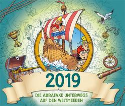 MOSAIK Kalender 2019 von Mosaik Team, Schleiter,  Klaus D