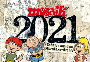 MOSAIK Kalender 2021 von Mosaik Team, Schleiter,  Klaus D