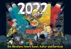 MOSAIK Kalender 2022 von Mosaik Team, Schleiter,  Klaus D